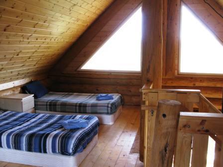 Shilo's Chalet - Bedroom loft