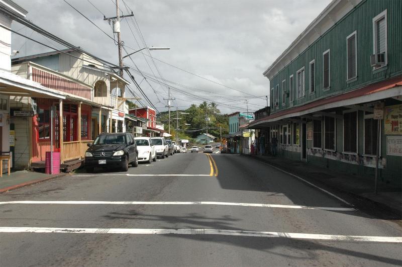 Old Town Pahoa