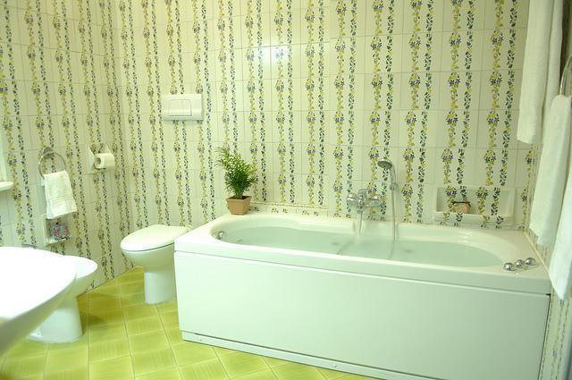 Bathroom 1 with whirpool