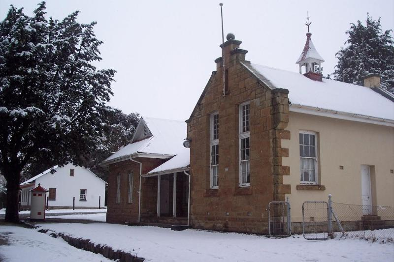 Old magistrates court building