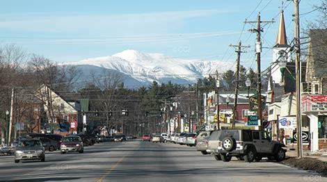 Main Street North Conway