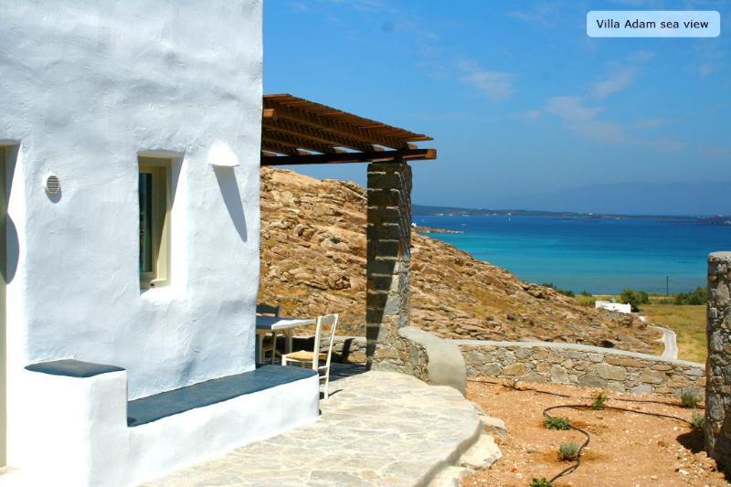 Villa adam overlooking kolimbithres bay