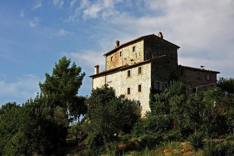 residencia de verano del siglo XVI
