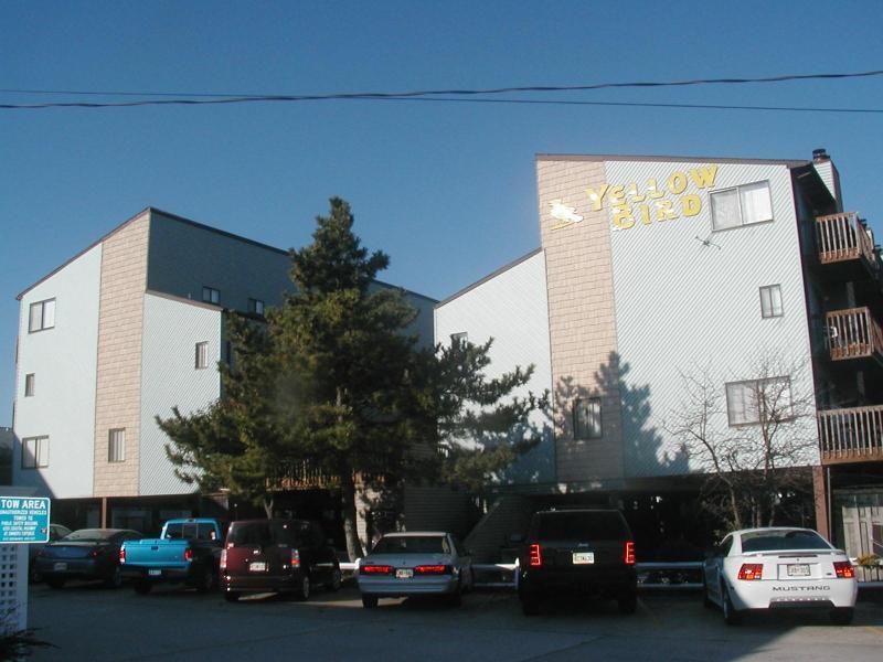La Yellowbird (16 unités de condominiums complexe)