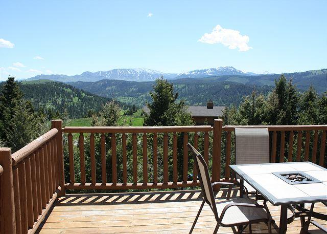 Amazing views from the home and deck