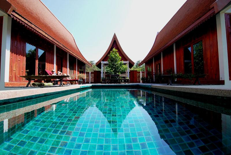 Green Gecko: private pool,Thai food + authenticity, holiday rental in Udon Thani