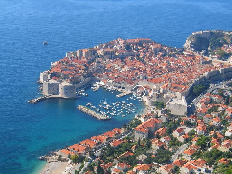 Located in the heart of Dubrovnik - Old Town Port