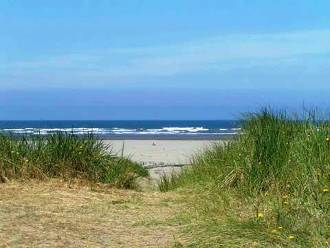 Spiaggia esterna o casa