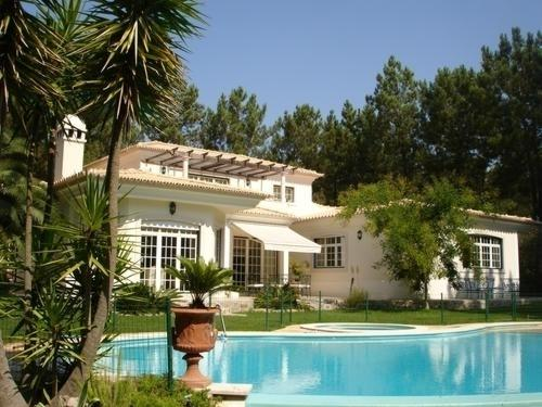 Villa Arrabida Luxury villa rental near Lisbon - Portugal, holiday rental in Setubal District
