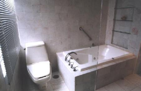 Salle de bains I - jaccuzzi