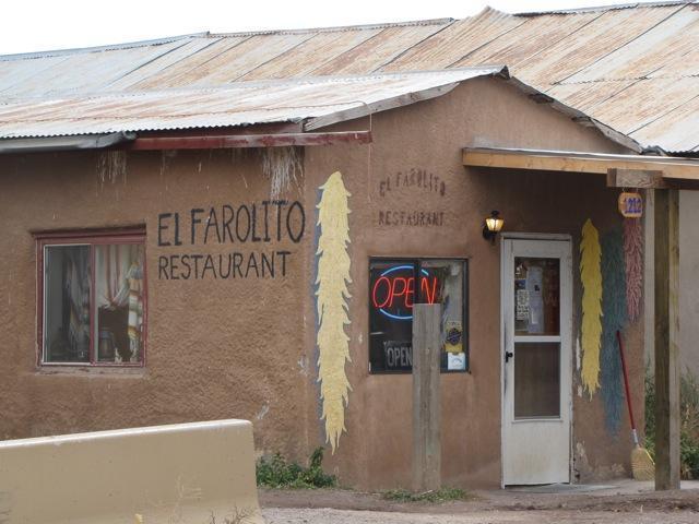 Local Restaurant in El Rito