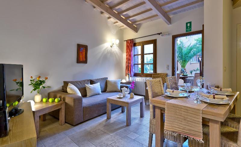 Ekaterini - living room