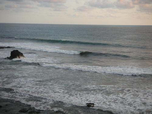 World class surfing beaches and amazing waves are plentiful