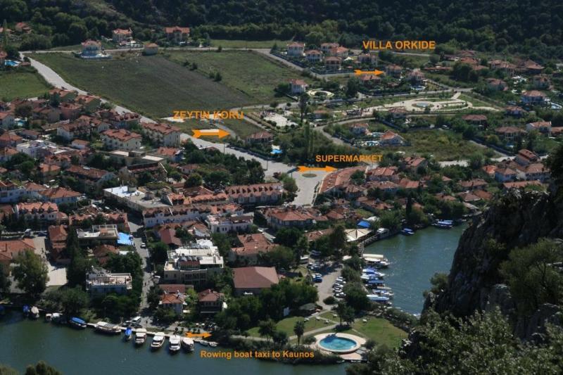 Dalyan location de nos Villas
