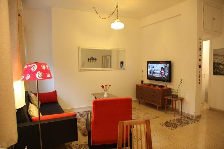 living room - apt 1