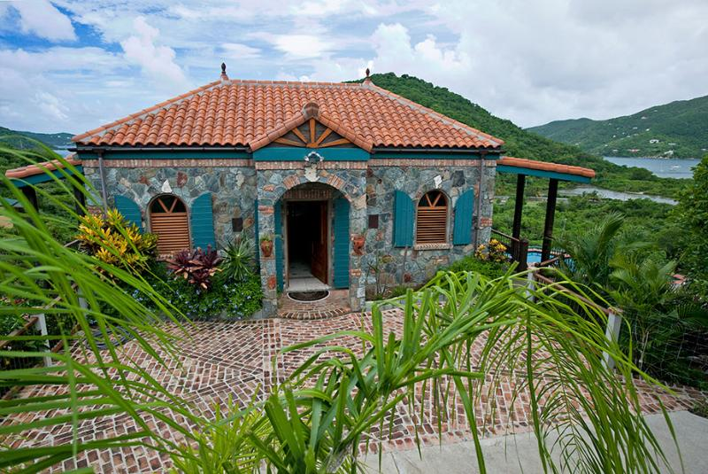 Abundant Caribbean charm, wonderful views, a pool and hot tub and luxurious appointments throughout.