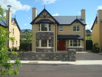 External view of the Ardmullen residence