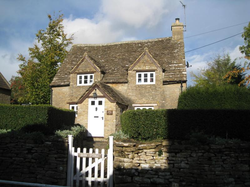 Front of Brook Cottage