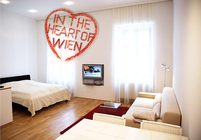 City Apartment in the Heart of Wien