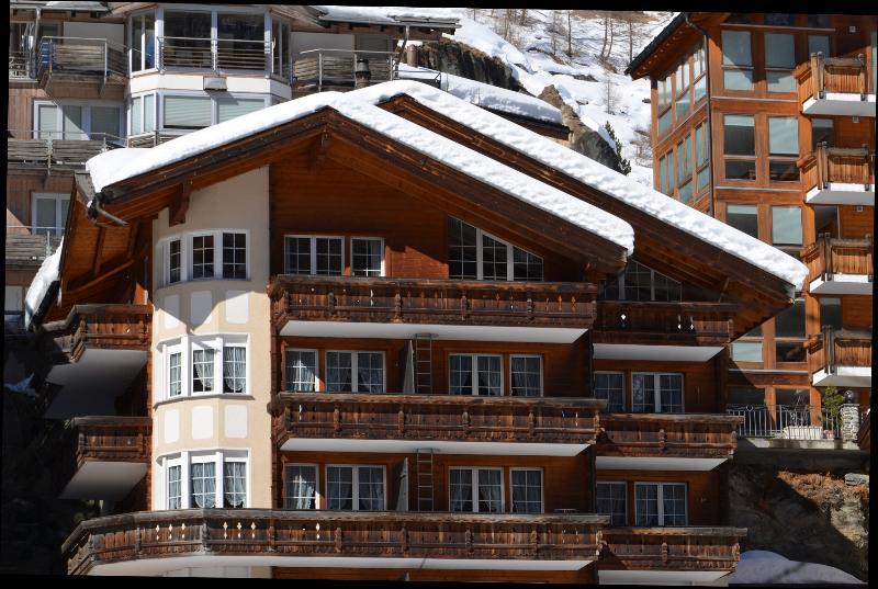 Com uma localização soberba penthouse para 8-9 convidados