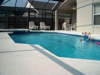 Área de piscina/Spa privado