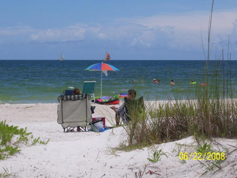 The Beaches of Anna Maria Island