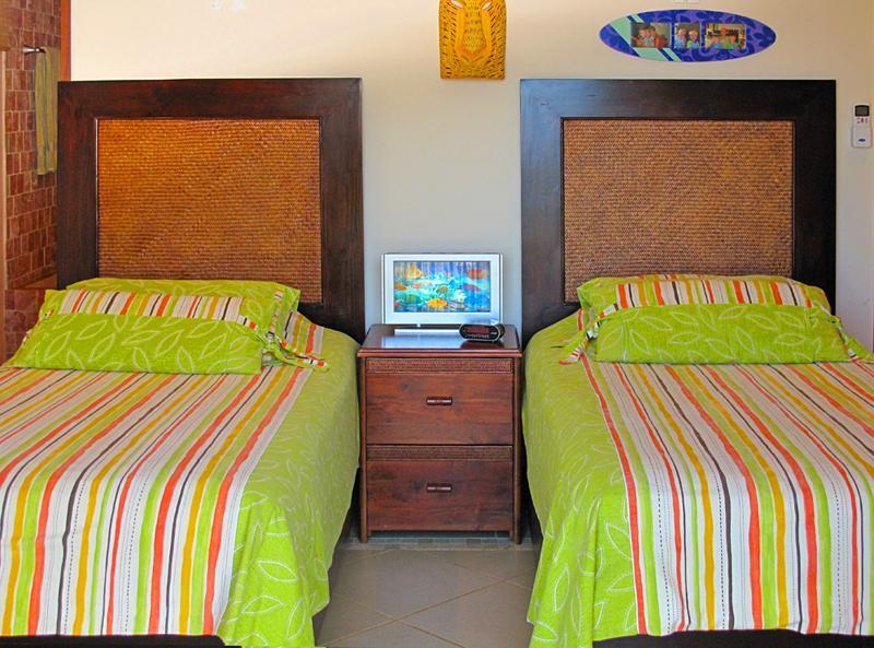 Las camas también pueden acoplarse para formar a otro rey.