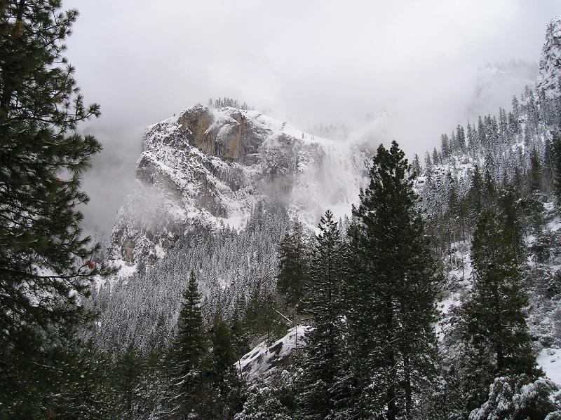 Winter in Yosemite!