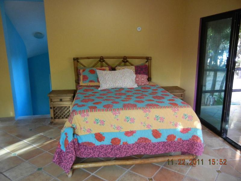 Caribbean views from your bed !