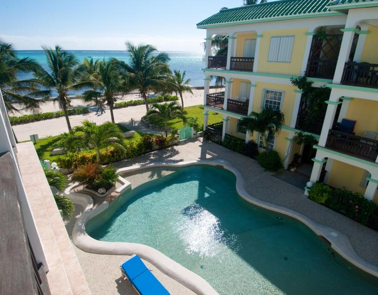 Striking Caribbean Views-Oasis del Caribe #12, holiday rental in San Pedro