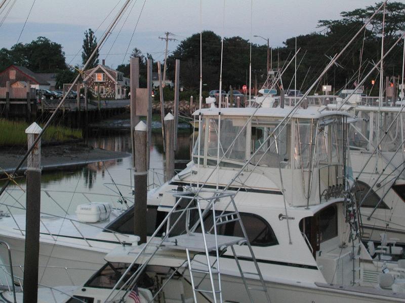Fishing Charter at at Rock Harbor