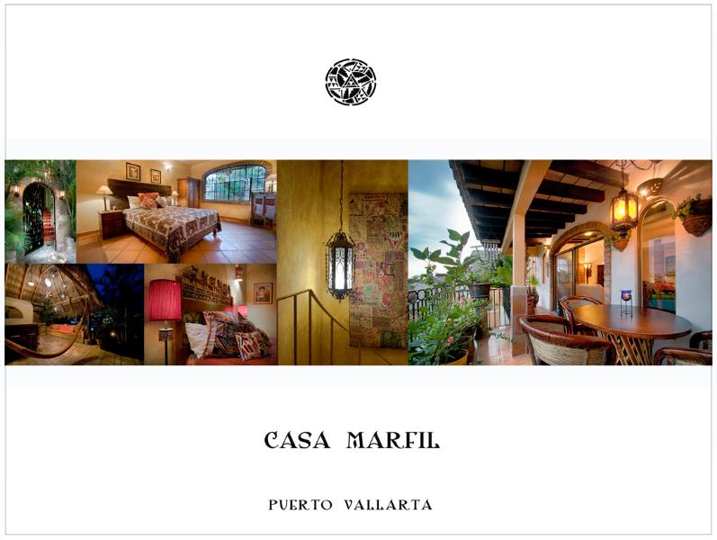 Casa Marfil, authentic Mexican Villa in the Heart of Puerto Vallarta