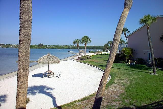 Your view of the Beach from Condo!