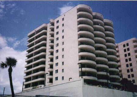 Daytona Beach ocean front condo, holiday rental in Daytona Beach