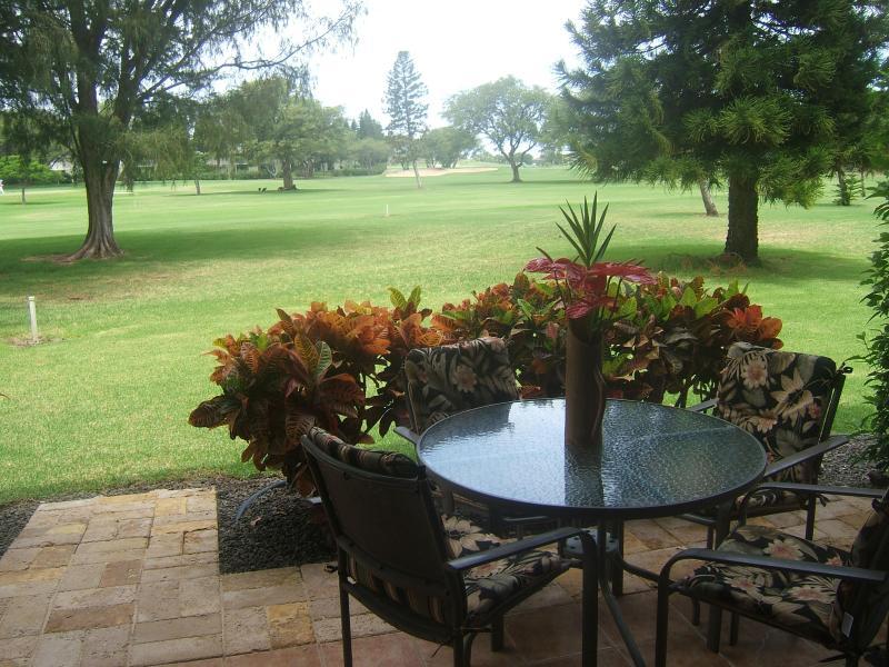 Gorgeous golf course views Open Dec. 18-Jan.6