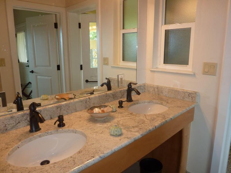 Varje rum har ett eget badrum