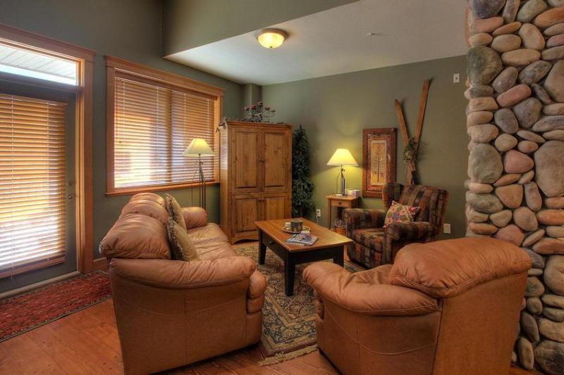 Living room & TV area