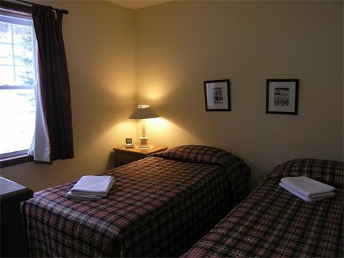 2e slaapkamer w\ 2 eenpersoonsbedden