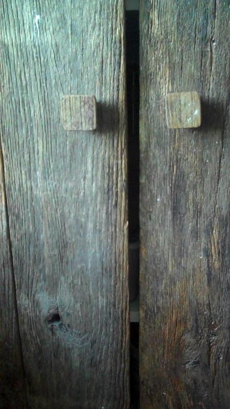 Reclaimed barn wood