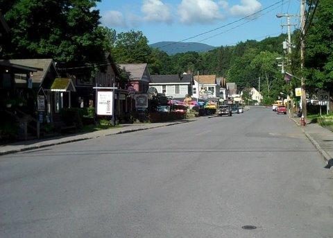 Main Street Phoenicia