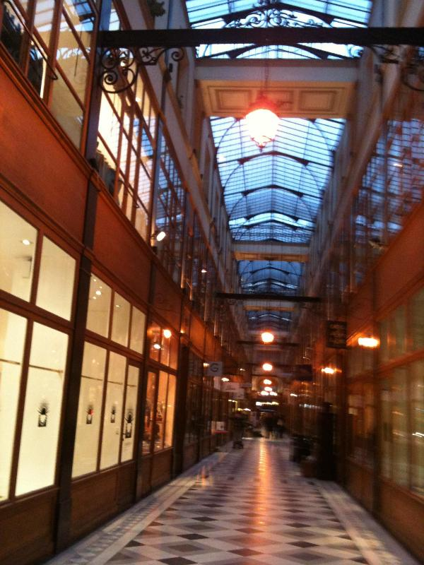 Passage du Grand Cerf - shopping & history