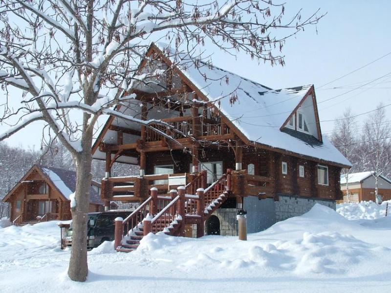 Our Log House