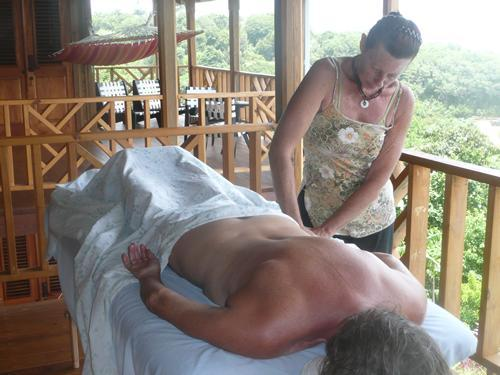 On-site massage by US trained therapists