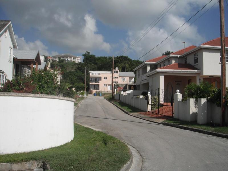 Peach property at end of cul de sac
