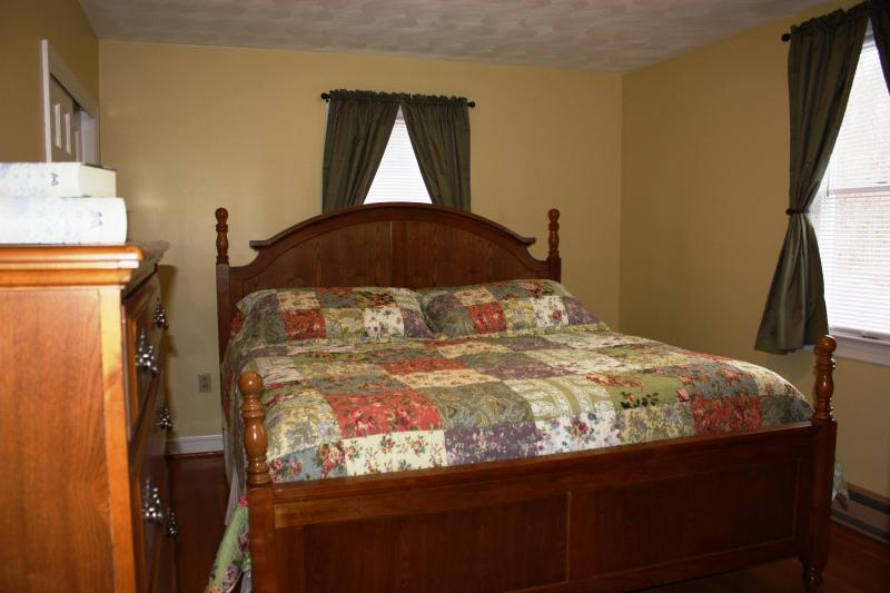Master Bedroom #2 w/ King Bed