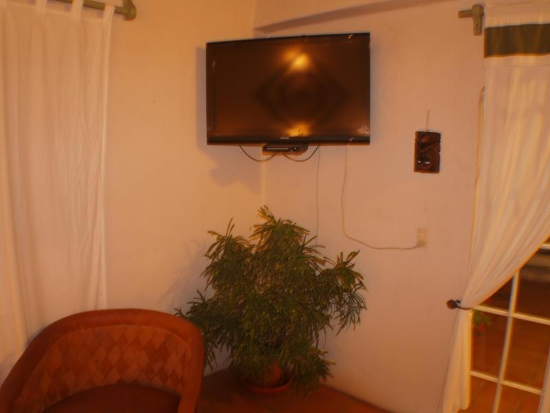 48'flat Screen TV and VCR in evry Room