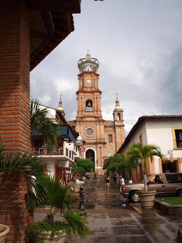 Church of Guadalupe 3 Blocks