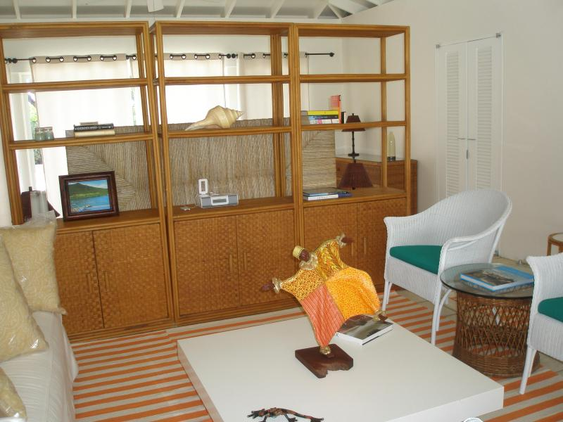 The Tamarind house, living area