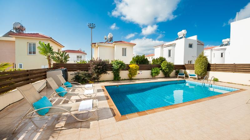 RENT your luxury PRIVATE VILLA 003 in Cyprus, vacation rental in Ayia Napa