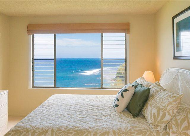 white water views from master bedroom